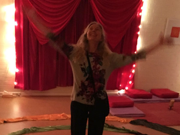 Expressive Arts Healing - Body-Centred or Expressive Arts Process